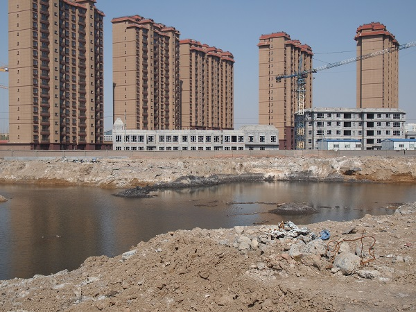 Decommissioned Site Soil and Groundwater Remediation Project at Hangzhou Changhe Chemical Plant